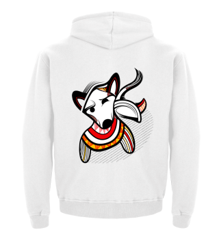 Bullterrier, Kids Jackets- Backprint