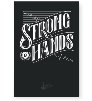 Strong Hands Poster
