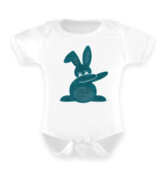 ★ Funny Hip Hop Dabbing Easter Bunny 3