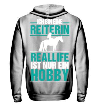 Reiterin - Reallife ist nur ein Hobby