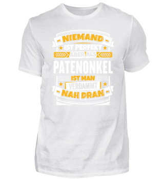 Geschenk Patenonkel