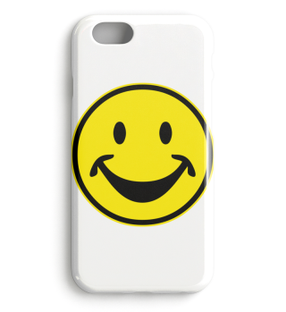 ☺ Funny Cult Smiley - yellow