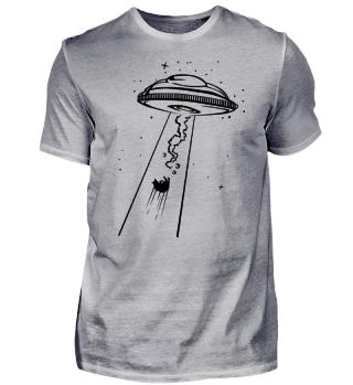 Gift Shirt for UFO Cat Lover