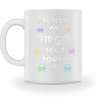 Property of Birgit Mug