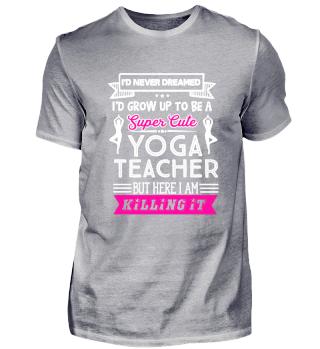 Super Cute Yoga Teacher Gift Idea