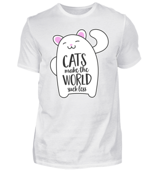 Cats make the world - Katzenliebe