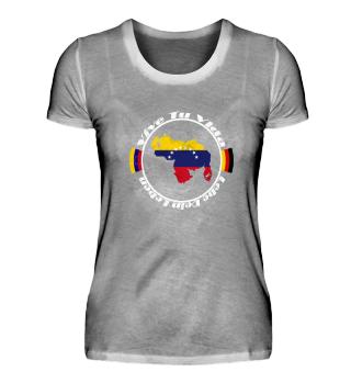 Venezuela Viva La Vida Spanisch Shirt