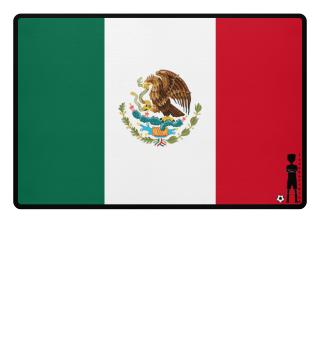 fussballkind - Fussmatte Mexiko