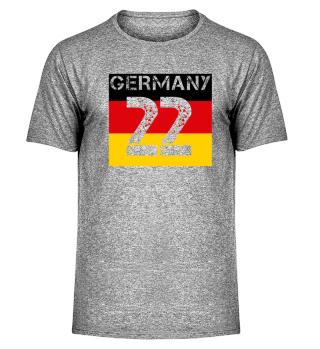 Deutschland fußball malle team wm em meister 22