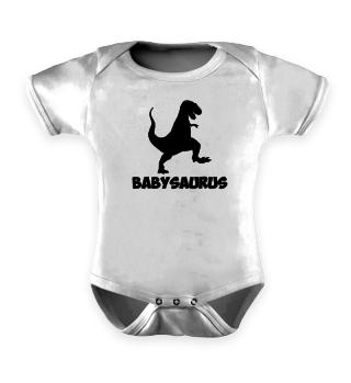 Vater Baby Babysaurus Partnerlook