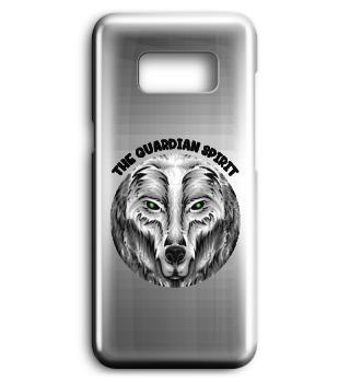 ☛ SCHUTZGEIST · WOLF · KREIS · GRUNGE #5SH
