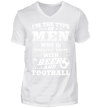 Football Soccer Shirt I'm The Type Of