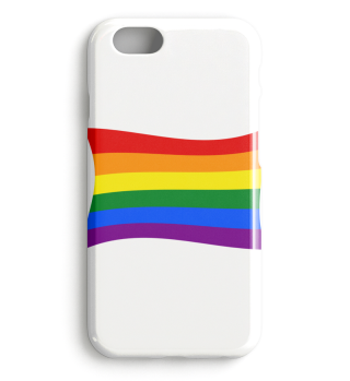 Gay Pride Rainbow Flag PHONE