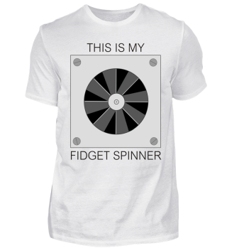 My fidget spinner - PC Ventilator1