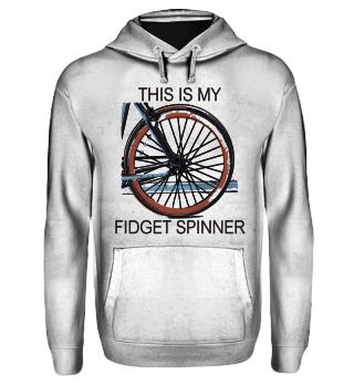My fidget spinner - Fahrradreifen