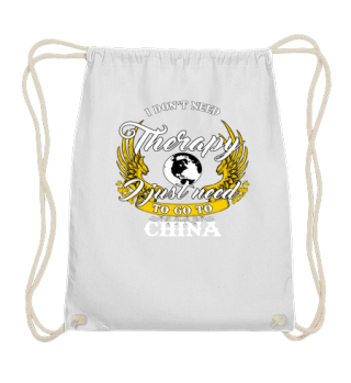 I DON'T NEED THERAPY CHINA