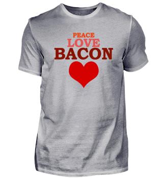 Bacon Shirt, Lustiges Street Food Shirt