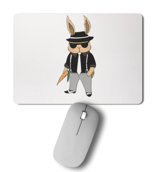 M.G. Dino Mousepad 1