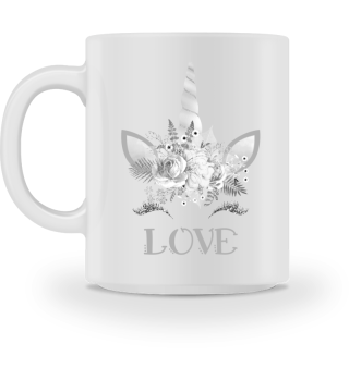 SILVER UNICORN · LOVE #1.4