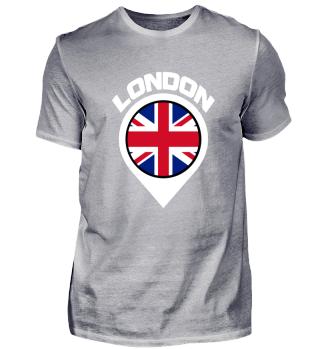 London - Deutschland Shirt