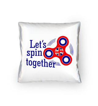 Fidget spinner UK - lets spin together