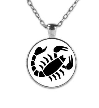 Sternzeichen Skorpion Horoskop Kette