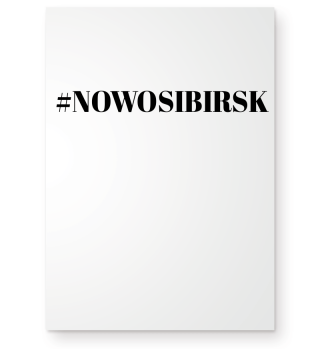 #NOWOSIBIRSK