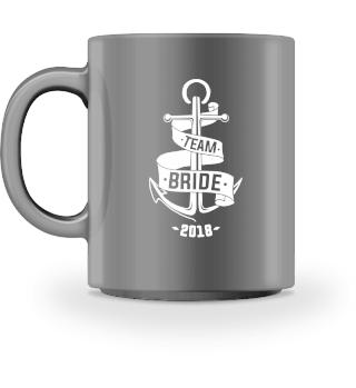 TEAM BRIDE 2018 ANKER KÜSTE MEER NORDEN