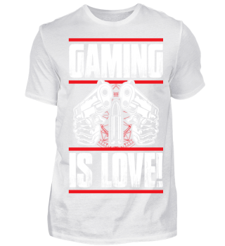 Gaming is love