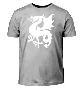 cooles Drachen Geschenk Shirt