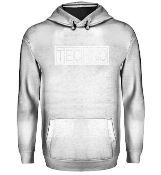Techno Rave Shuffle T-Shirt Gift