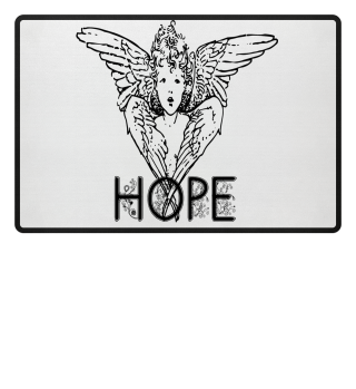 Hope T-Shirt with Angel