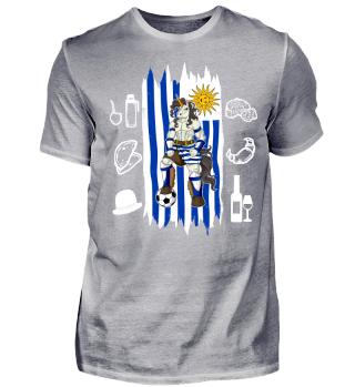 I Uruguay Einhorn Fussball Uruguay