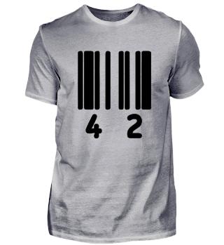 Barcode 42