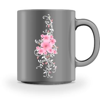 ♥ Spring Cherry Blossoms Boho Chic 2