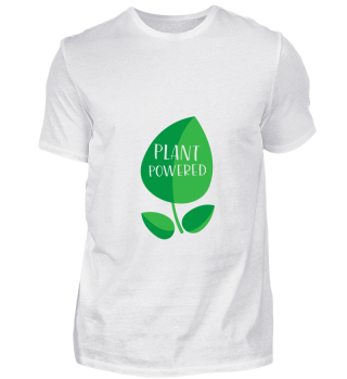 Plant Powered gift for Vegetarians