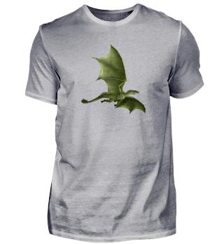 Grüner Drachen