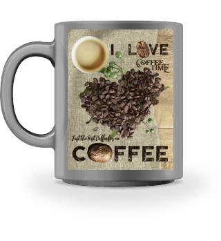♥ I LOVE COFFEE #1.25.2T