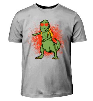 Floss Dance Dinosaurier Dino Tanz