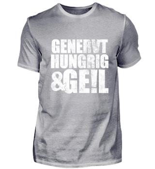 ☛ GENERVT - HUNGRiG & GE!L #1.6