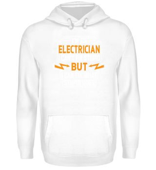 Electrician T-Shirt Funny Electricity
