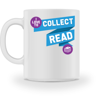 Reading - I Love To Collect Read Books