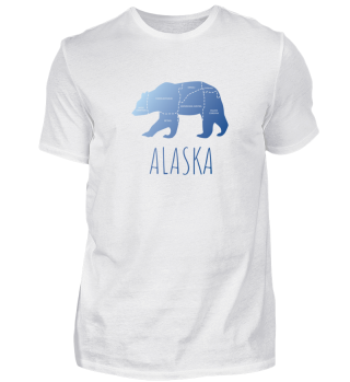 Grizzly Wild Forest Nature Alaska Gift