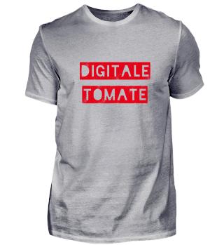 Digitale Tomate
