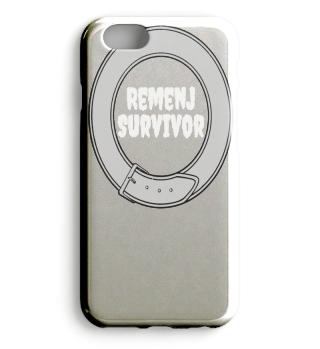 Remenj Survivor - Funny Russian Gift