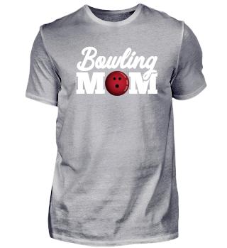 Bowling Mama Mutter Kegeln Mom