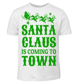 ★ Santa Claus Is Coming To Town II