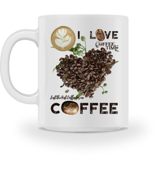 ♥ I LOVE COFFEE #1.6.1T