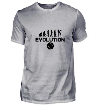 Tennis · Evolution