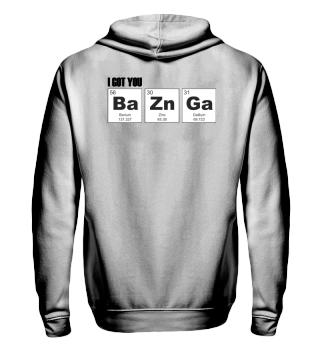 Chemical Elements - got BaZnGa - black